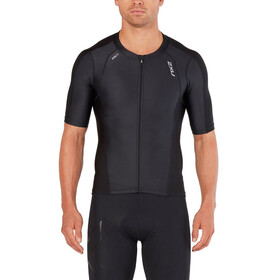 2XU Compression Sleeved Tri Top Men black/black